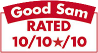 Good Sam Rated 10/10/10