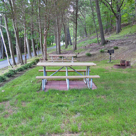 Picnic Tables on Sites
